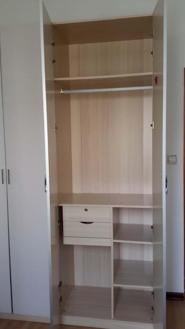 5米衣柜内部结构图