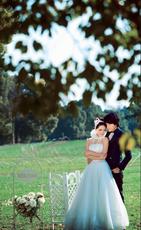 婚纱摄影蔚蓝海岸4