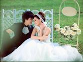 婚纱摄影蔚蓝海岸3